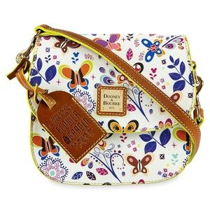 Dooney & Bourke 2019 Flower & Garden Crossbody Bag